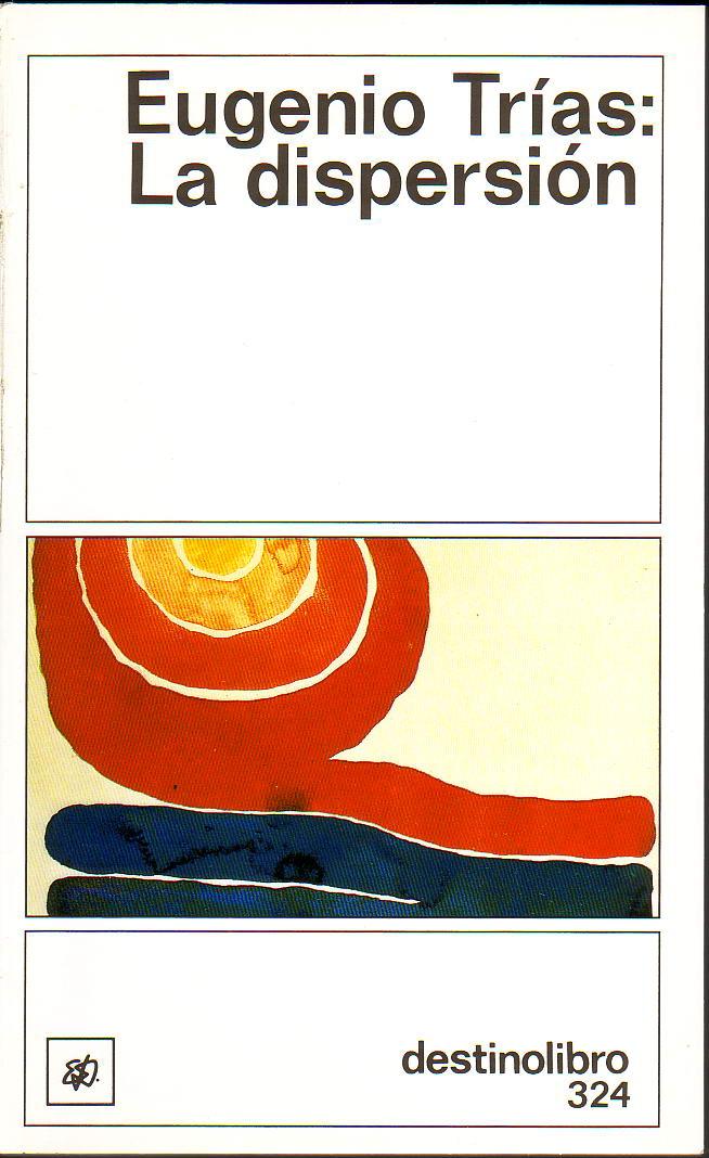 Ejercicio aforístico de Eugenio Trías