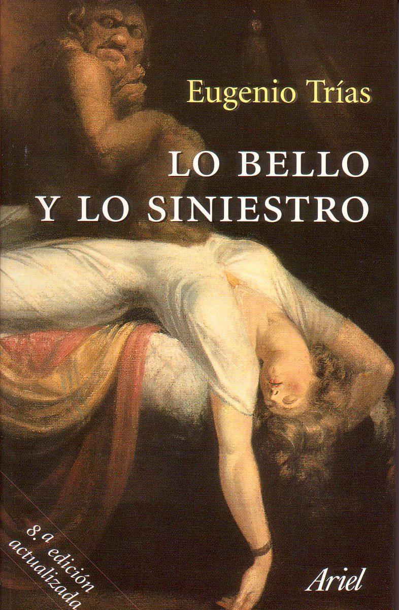 Un clásico más de la obra de Eugenio Trías dedicado a la estética