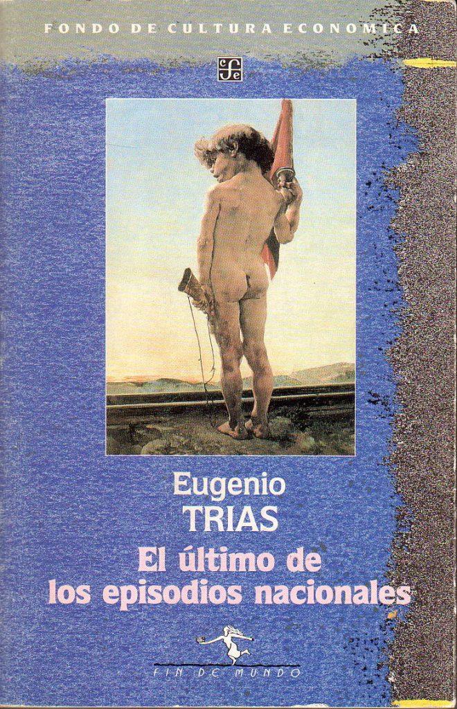 Un interesante acercamiento a Heidegger desde el propio territorio por parte de Eugenio Trías